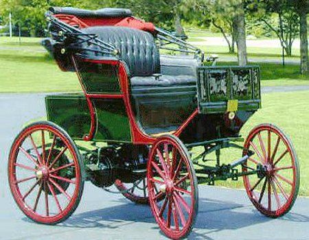 The Roberts Electric Car was built in 1896, 13 years before Henry Ford's famous Model T. Using only the lead-acid batteries of the late 19th century it went 40 miles per charge. This is the same range as the Chevy Volt. -