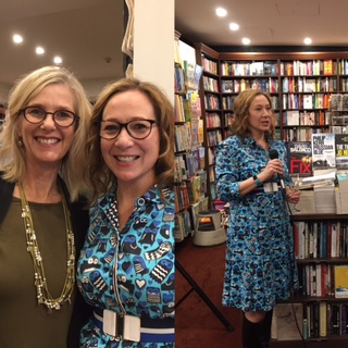 And I got to the launch of Jane Hutcheon's book  Chine Baby Love  In April.