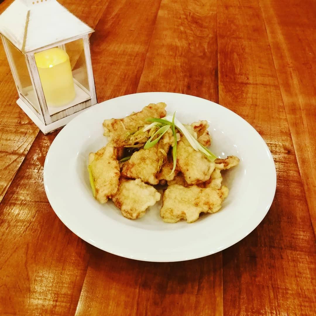 Guo Bao Rou 锅包肉