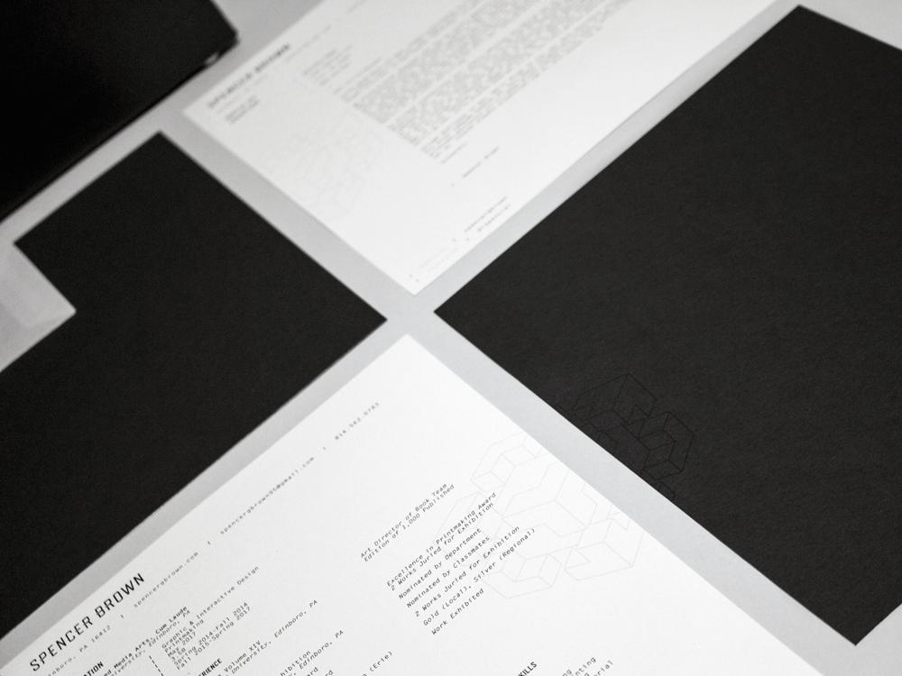 Résumé and Cover Letter