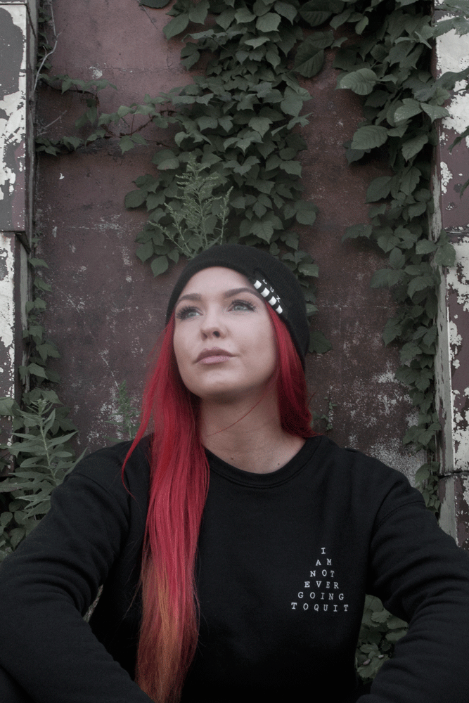 Endure Sweatshirt | Lux. Beanie