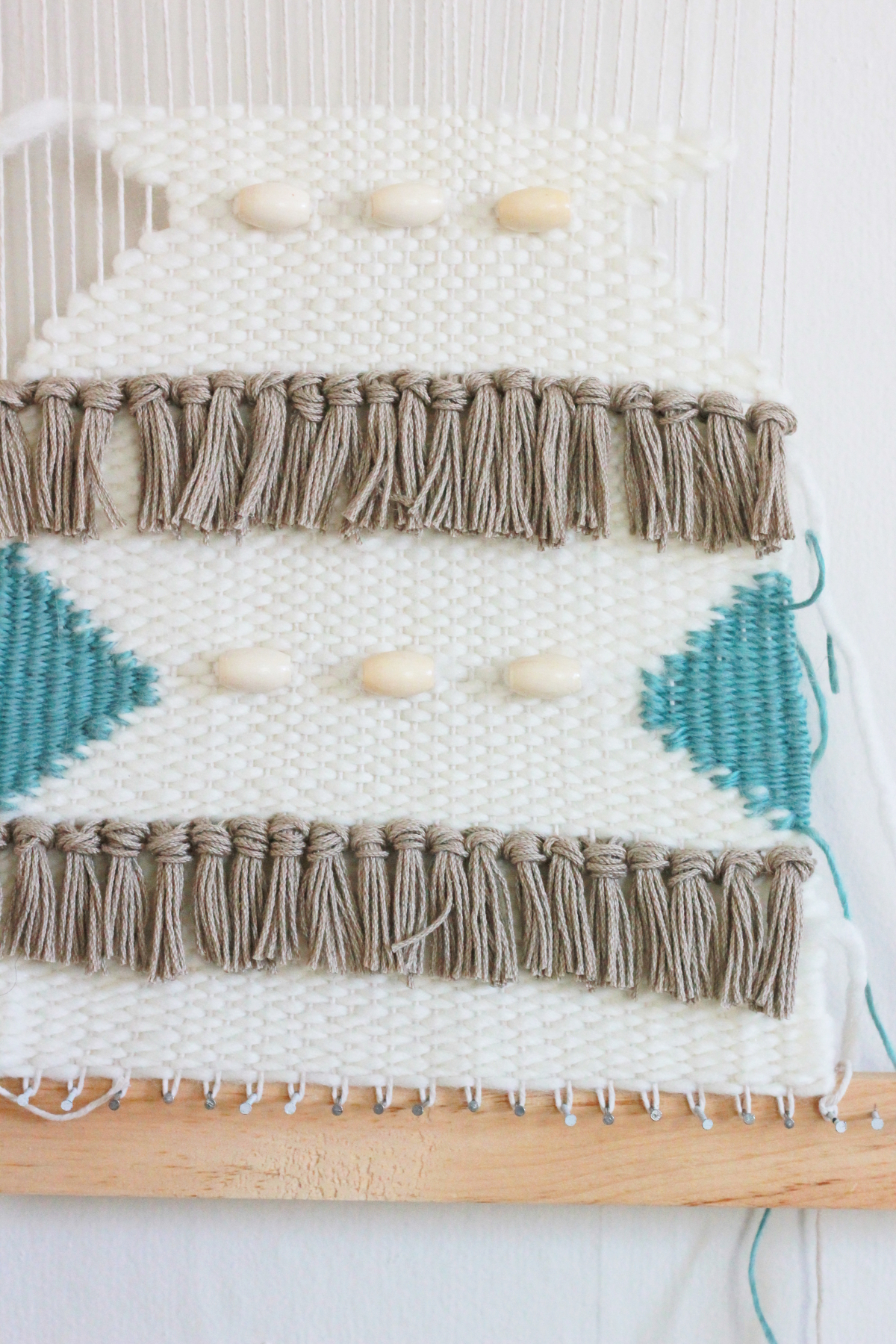 The Making of a Weaving