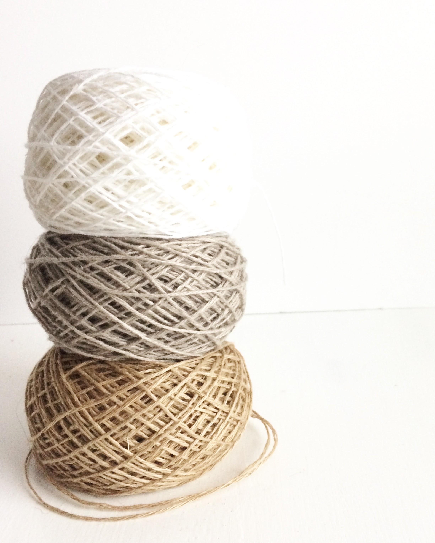 natural linen fiber