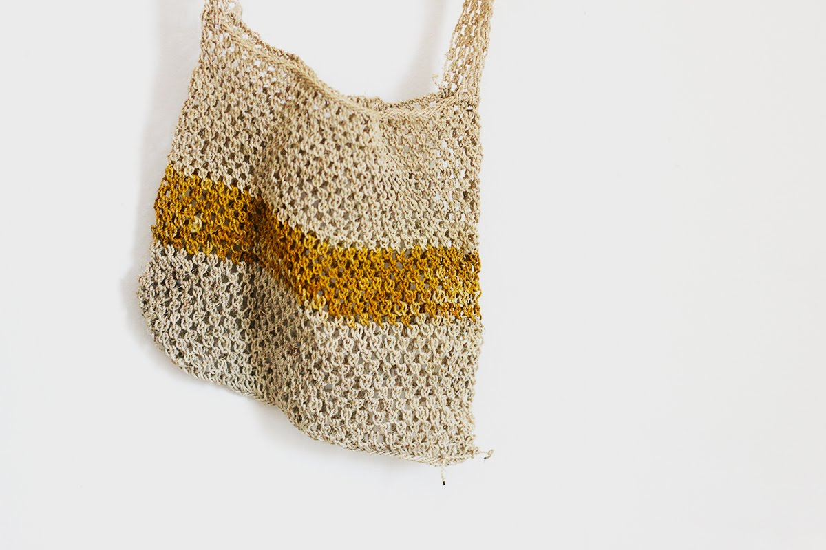 Traditional Bilum Bag