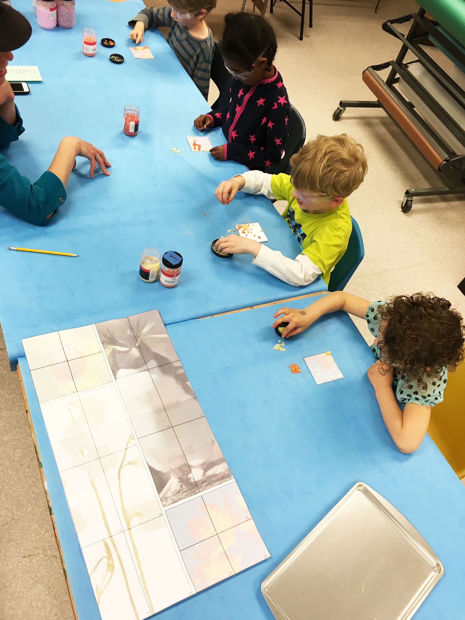 Longfellow elementary School, Kindergarten - bozeman, MT