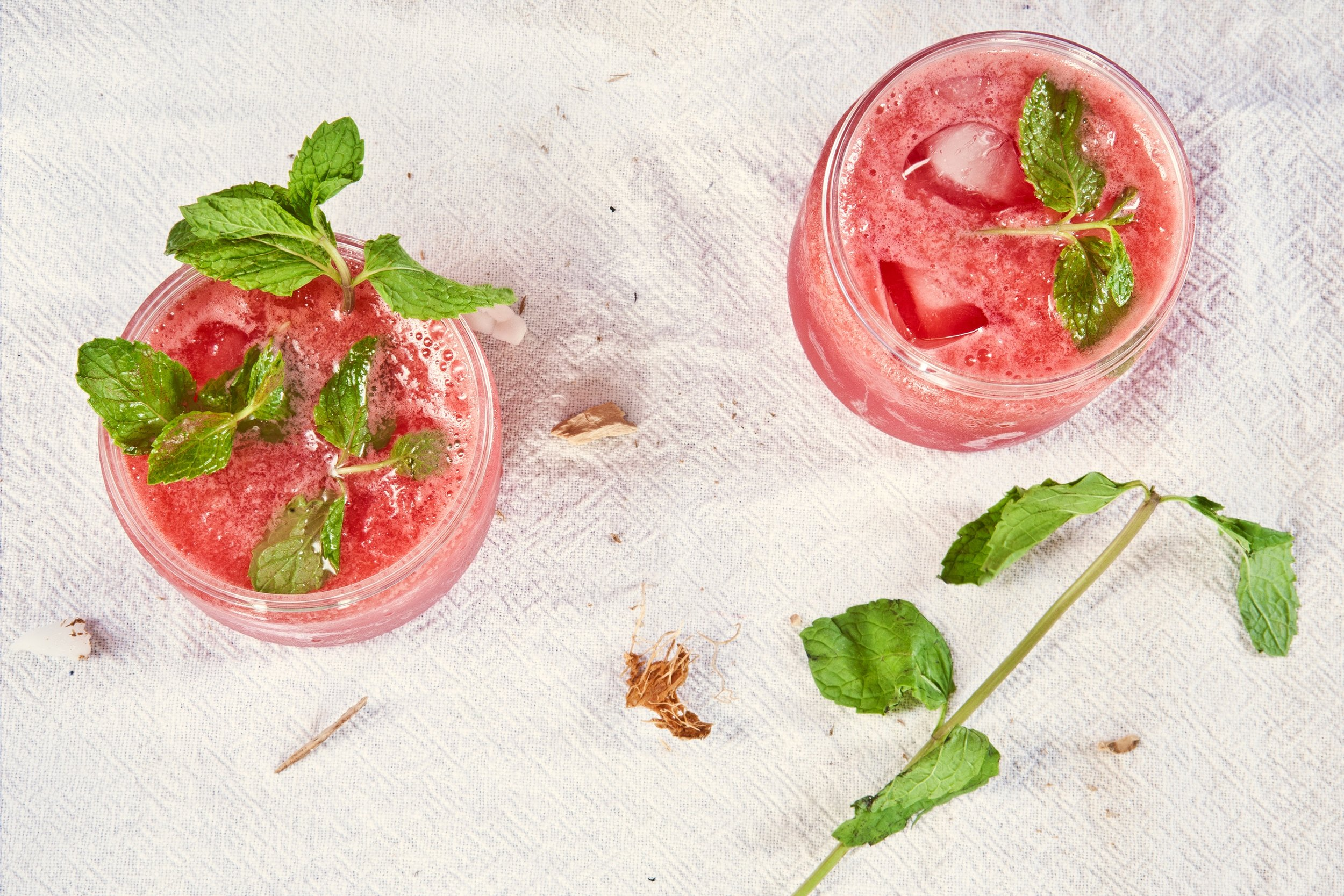 HIBISCUS GINGER PUNCH -