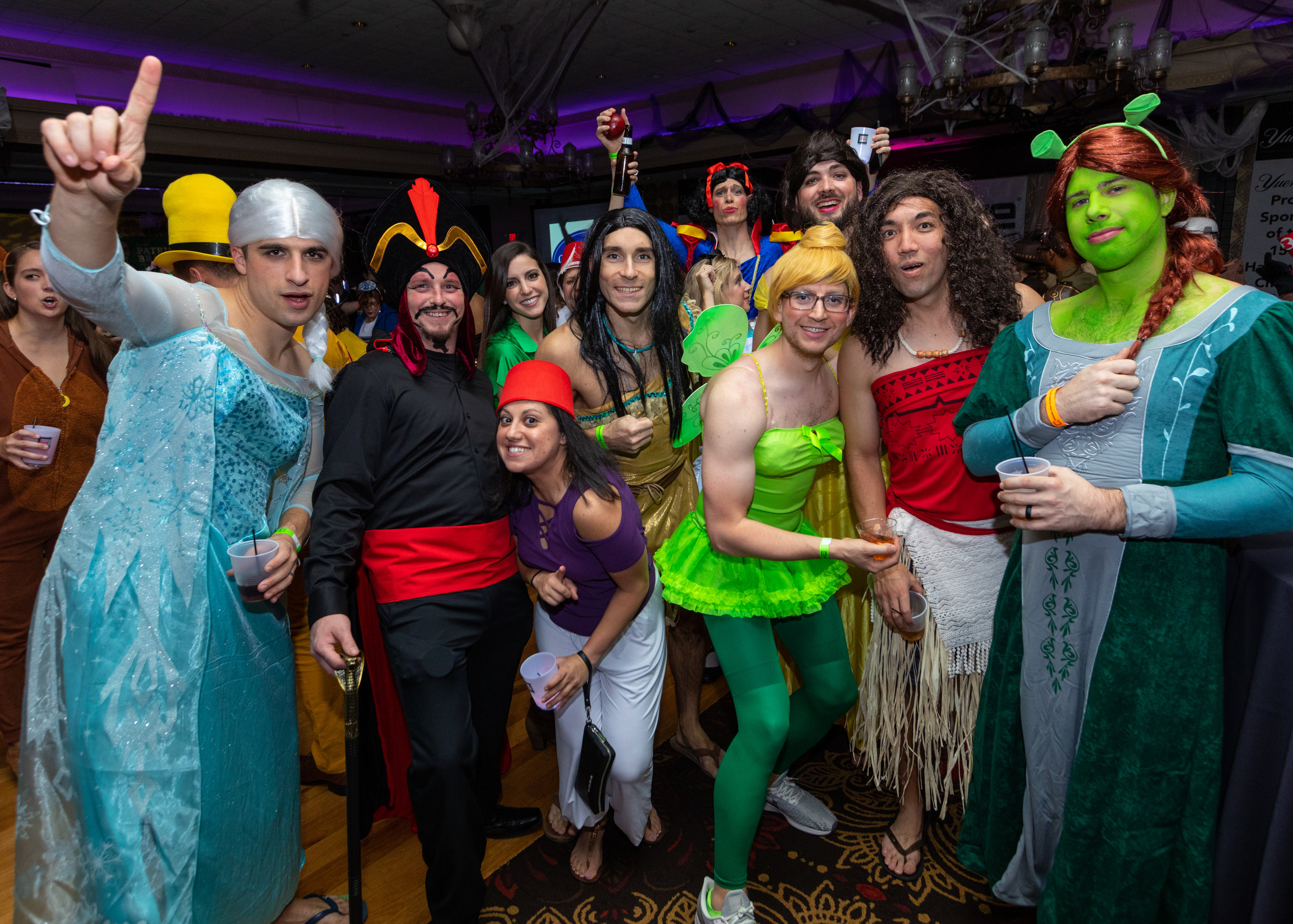 Halloween Feest.Halloween Charity Ball
