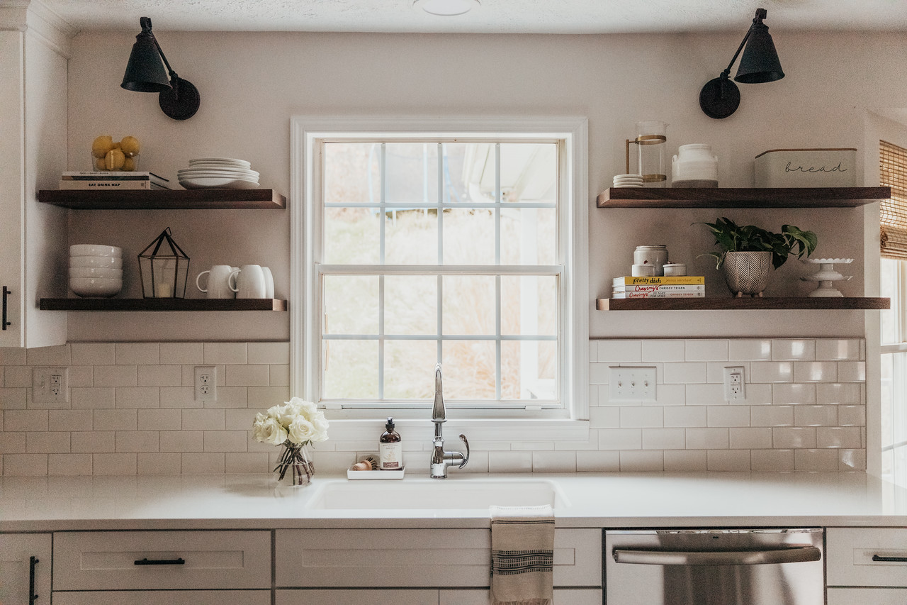 A Simple and Classic Kitchen Design Project by Christine McCall Home