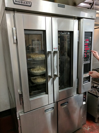 Can I take this commercial oven home?