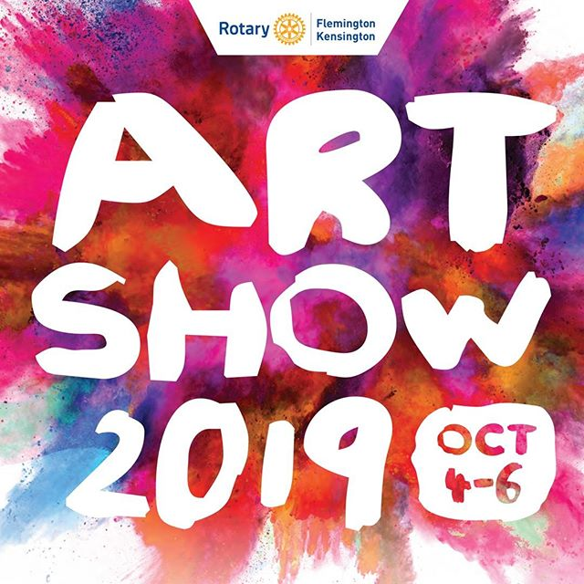 Rotary's annual Art Show & fundraising event starts this Friday! Featuring an array of paintings, pottery, jewellery, student artwork, photography and more.⠀ ⠀ There is still time to purchase tickets to the Grand Gala Opening & Silent Auction this Friday. Be the first to view and purchase from over 400 artworks created by talented artists. Over $8,000 in prize money will be awarded on the night!⠀ ⠀ Purchase your tickets at https://buff.ly/2nfgNVm⠀ (Online Bookings close Oct 2nd at 5:00 pm)⠀ ⠀ If you can't make it to the opening gala, join us over the weekend to get your dose of creativity. Enjoy tasty treats in the Tea Rooms and even meet the artists.⠀ ⠀ Arts & craft activities will run across the weekend for crafty kids, along with Art Treasure Hunt and prizes.⠀ ⠀ Come down for a fun weekend for all the family!⠀ ⠀ https://buff.ly/2oFRzQm