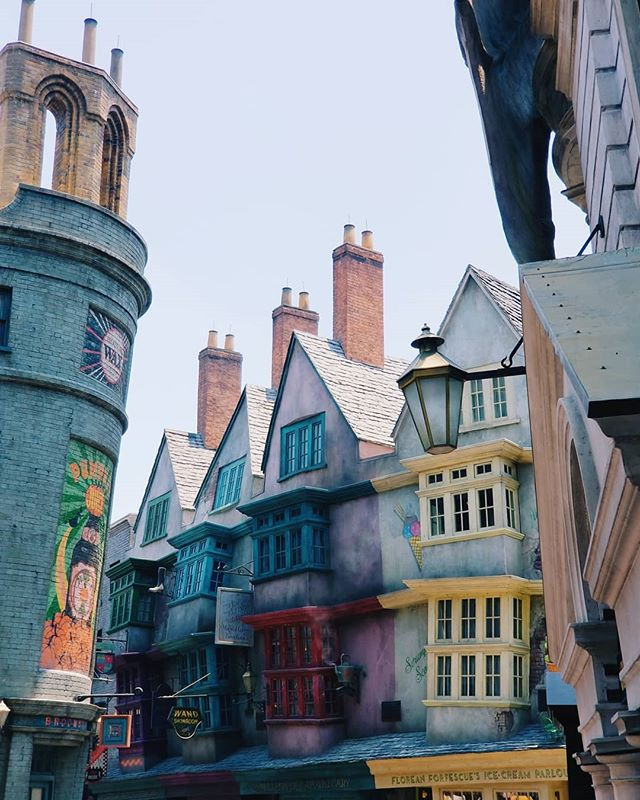 The Wizarding World is a beautiful place.