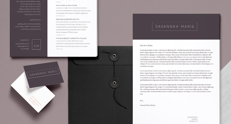 Savannah Marie - personal identity for conceptual fine-artist