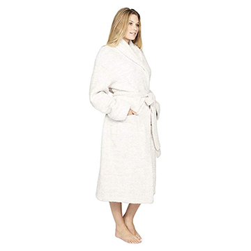 #2 – BAREFOOT DREAMS COZYCHIC ROBE