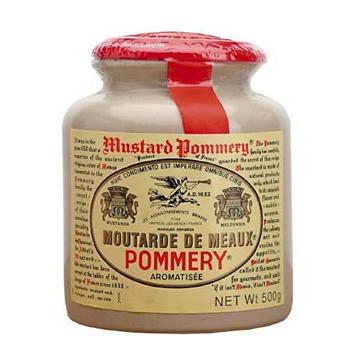 #6 – POMMERY MOUSTARDE DE MEAUX MUSTARD