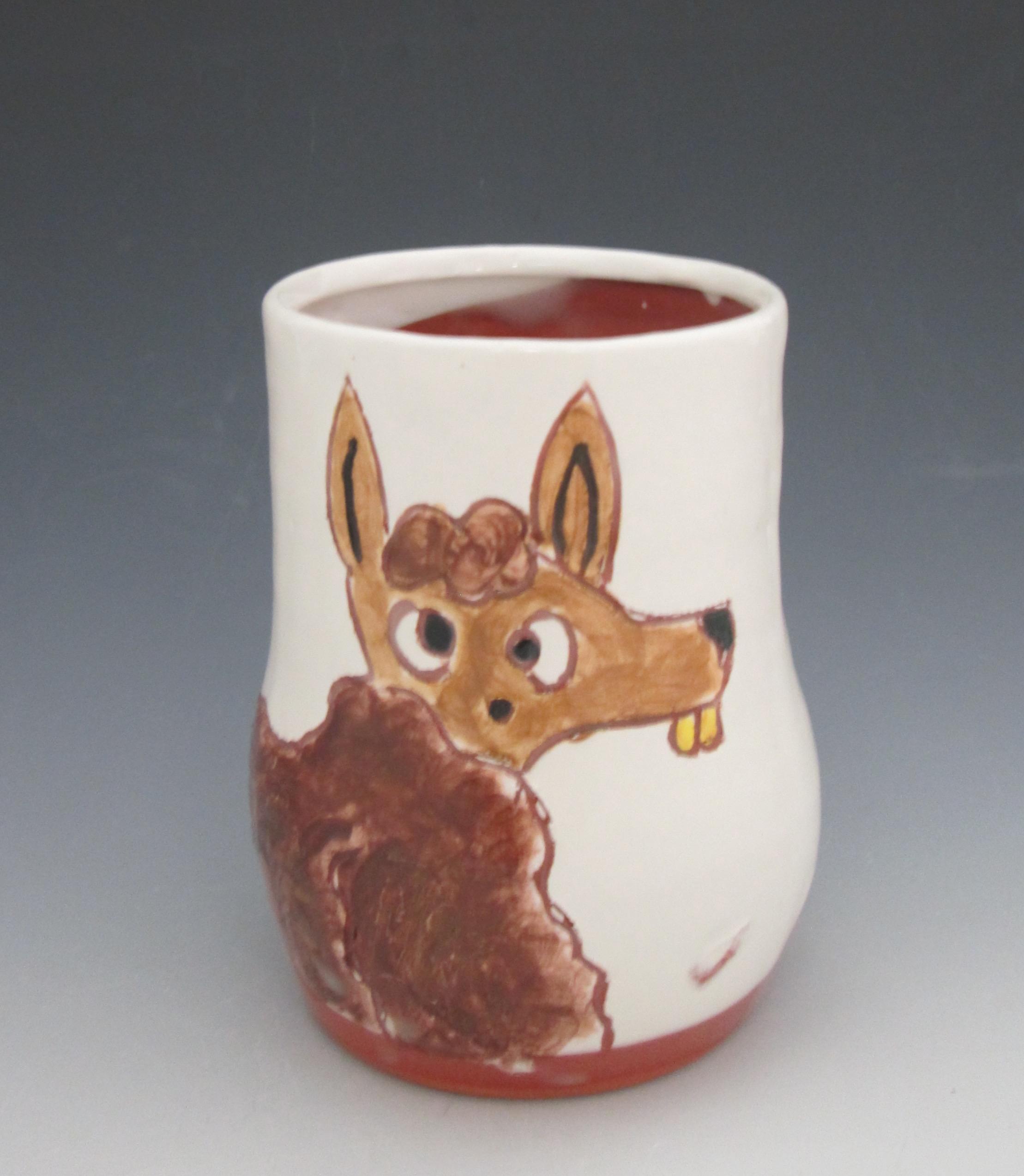 Llama cup