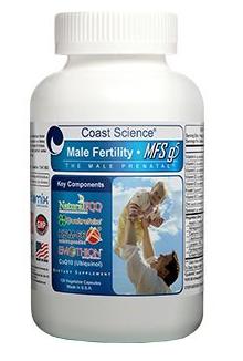 Coast- male infertility supplement