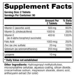 Conception XR male infertility supplement
