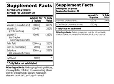 Conception Xr motility male infertility supplement