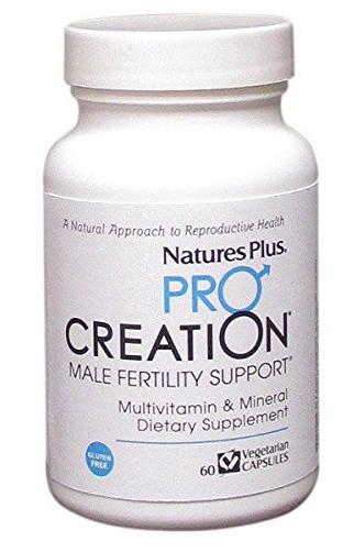 ProCreation male infertility supplement