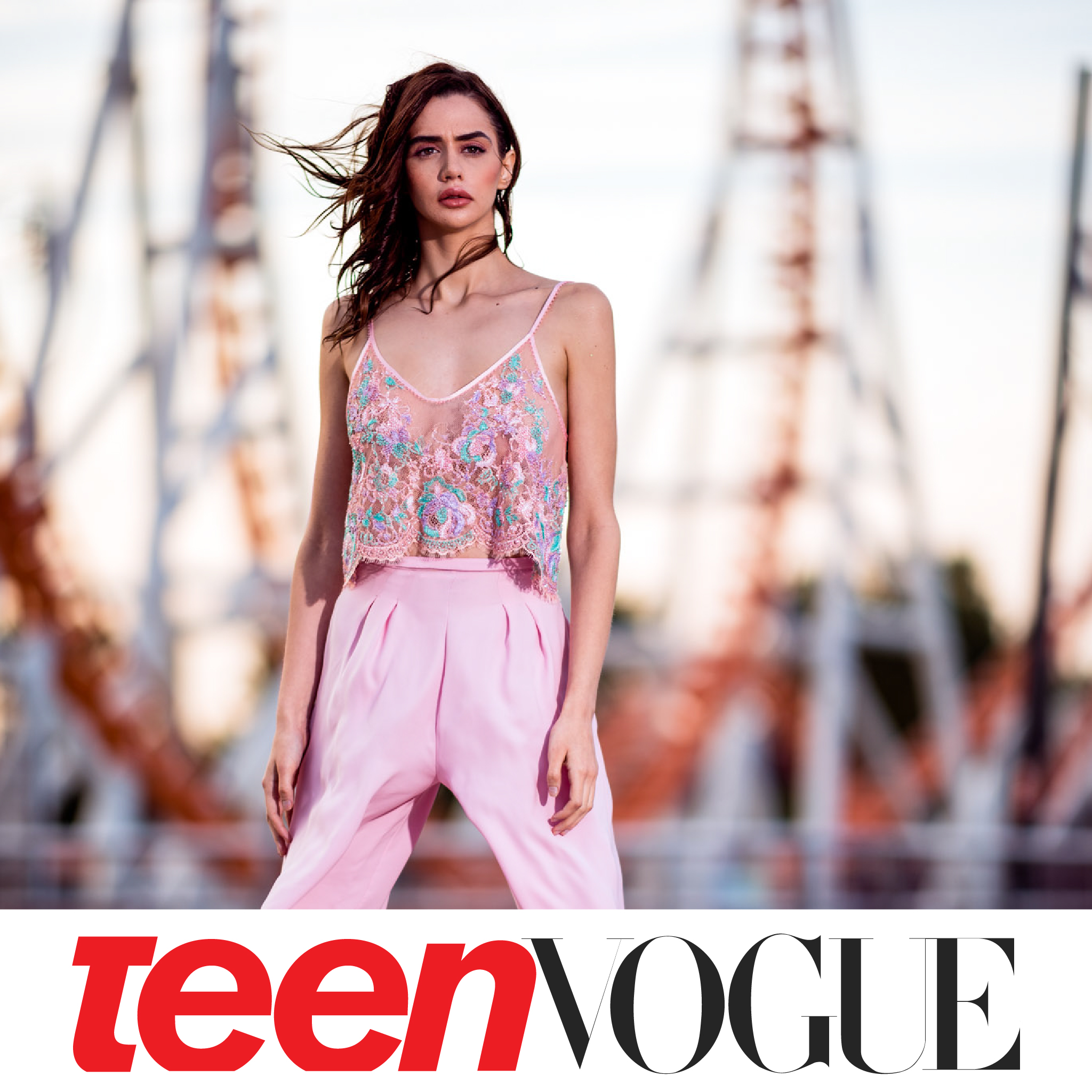 Spring/Summer 2018 Media Feature: Teen Vogue
