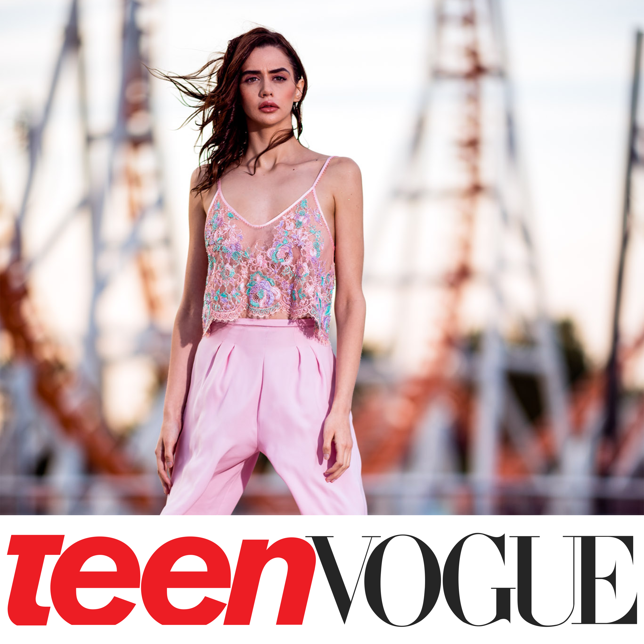 """""""Indonesian Designer Selly Djap On Discovering Her Sexuality Through Fashion""""  — Teen Vogue"""