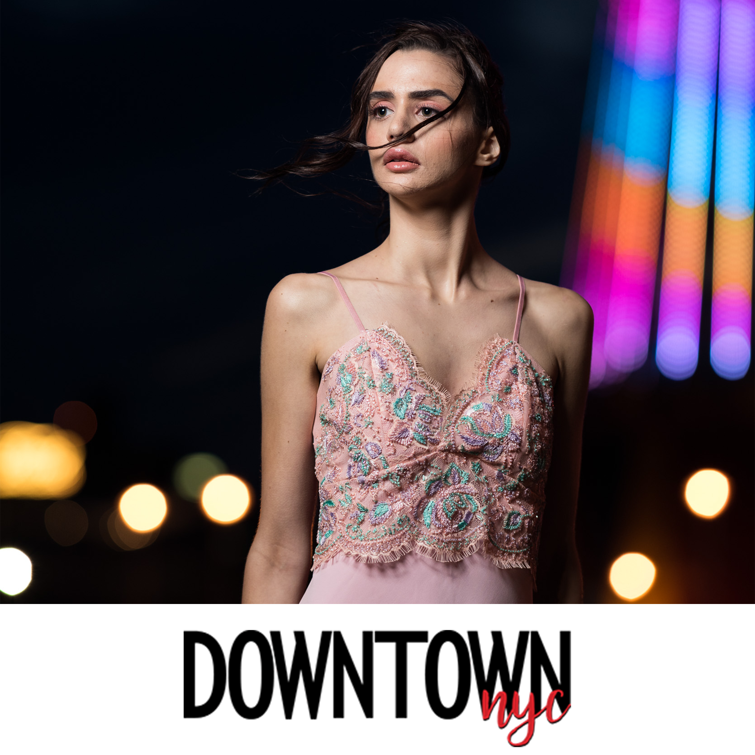 """""""Selly Djap Uses Fashion as Catharsis""""  —  Downtown NYC"""