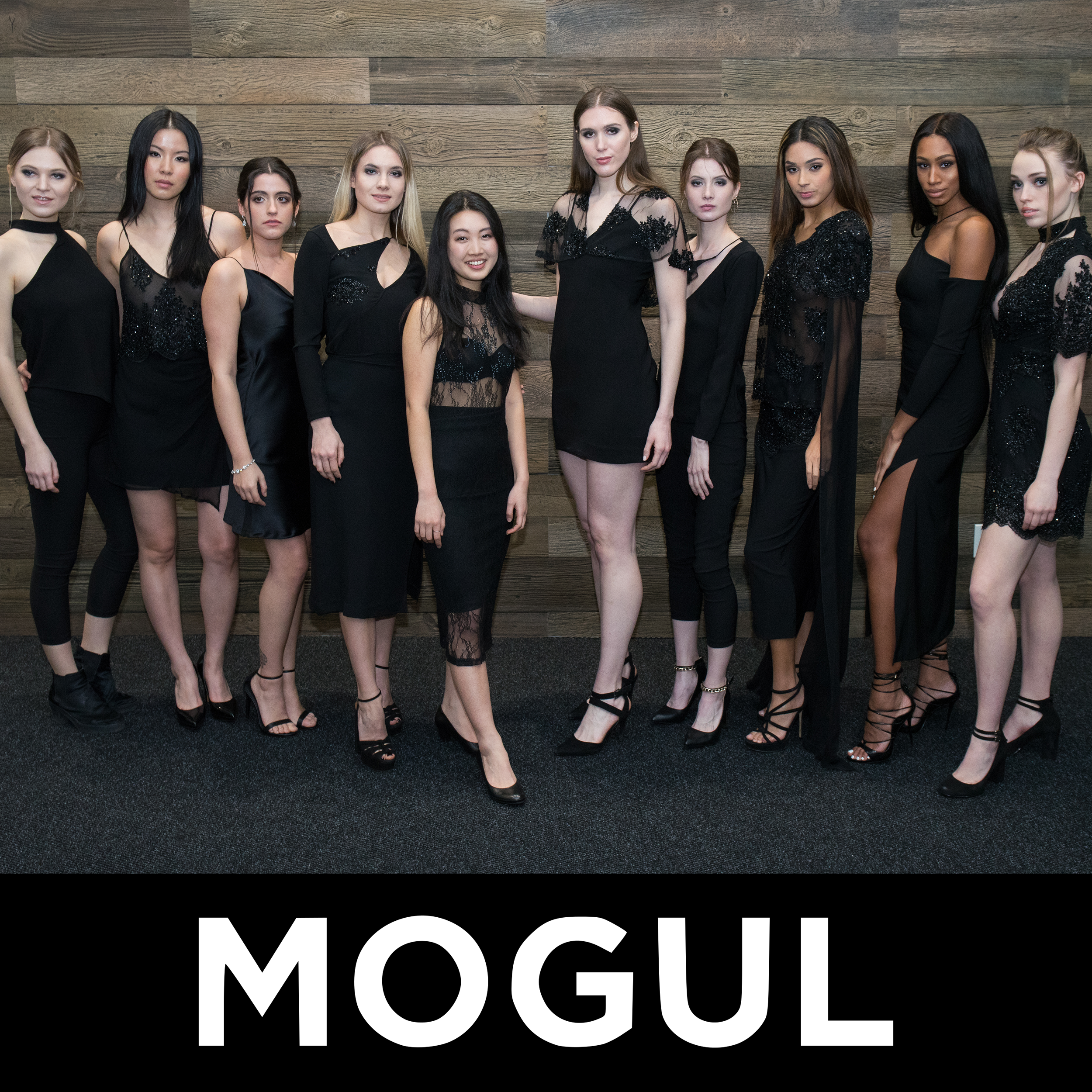 """""""Selly Djap fall/winter 2018 Runway Show During NYFW""""  —  On Mogul"""