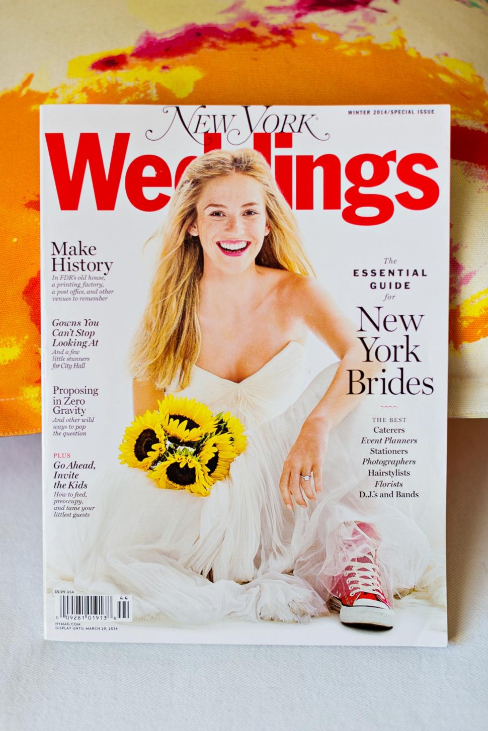New York Weddings Magazine Photographer - 1