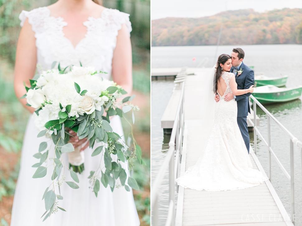 Lake Valhalla Club wedding