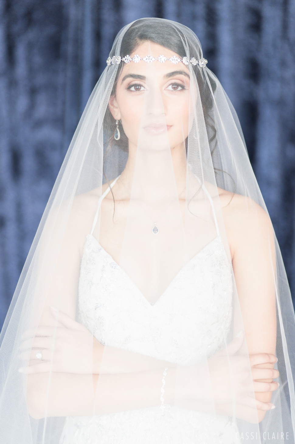 Blue-Monotone-Wedding_CassiClaire_25.jpg