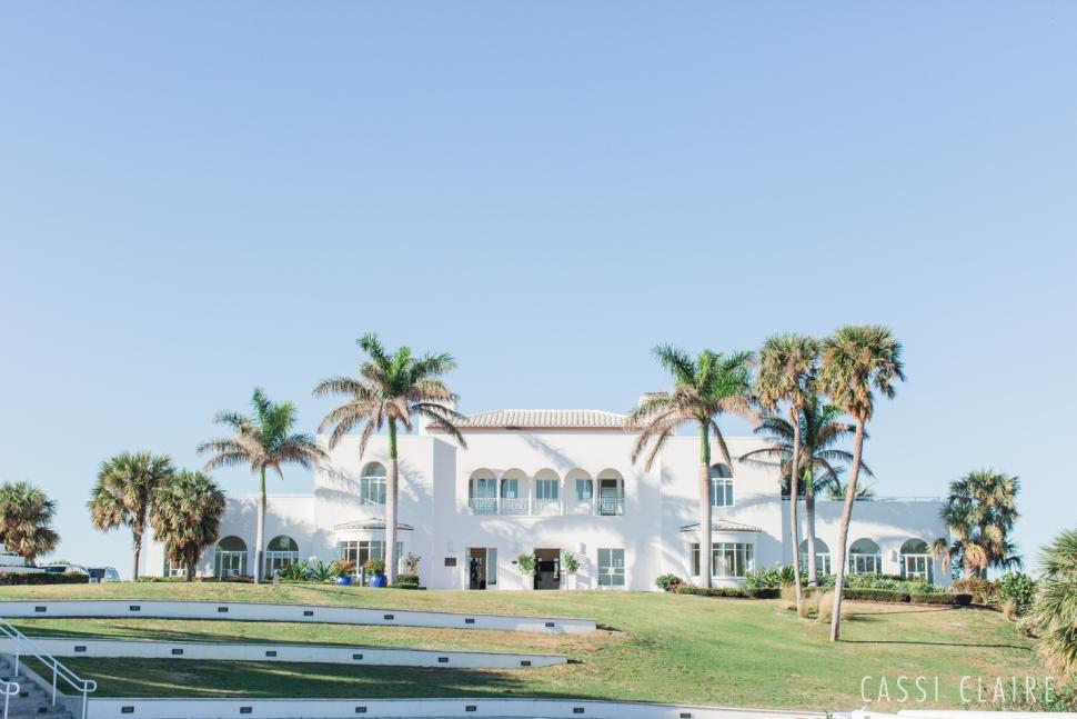 mansion at tuckahoe
