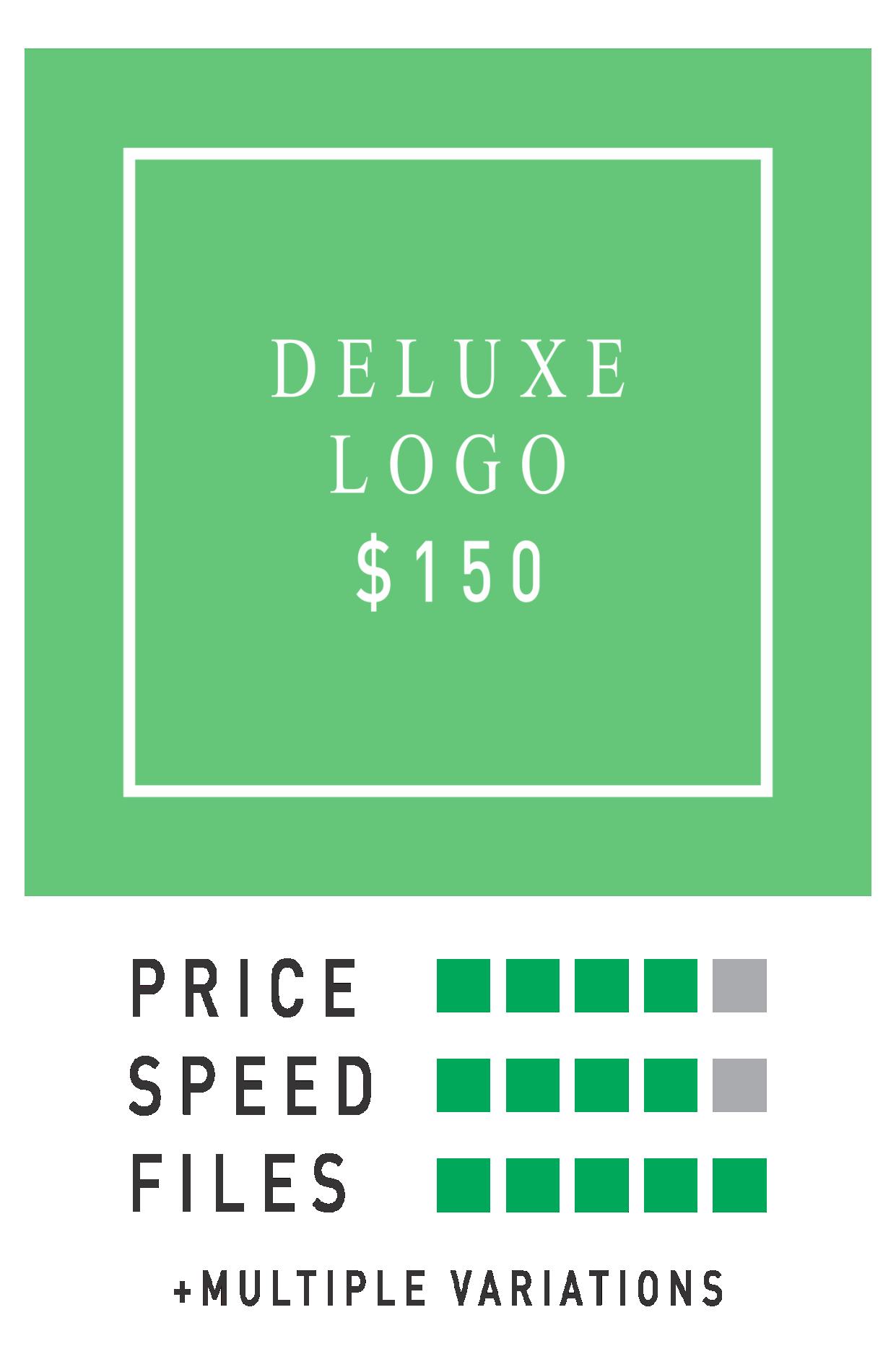 logo horse deluxe logo package