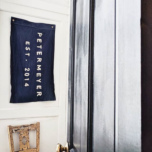 Fly your best year. . . . . . #logohorse #logohorsedesign #flagdesign #customflag #customflags #establishedflag #established #vintageflag #flag #flags #estflag #weddinggift #anniversarygift #mykentuckybride #theknot #smp #stylemepretty #weddingregistry #justengaged #hitched #handcrafted #madeinusa #madeinamerica #makersgonnamake #makersmovement #founded #makersrow #southernmakers