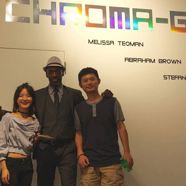 Chroma-gen art exhibition  #art #artexhibition #artshow #artist