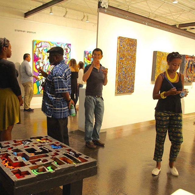 Chroma-gen art exhibition  #artexhibition #artshow #art #artist #painter