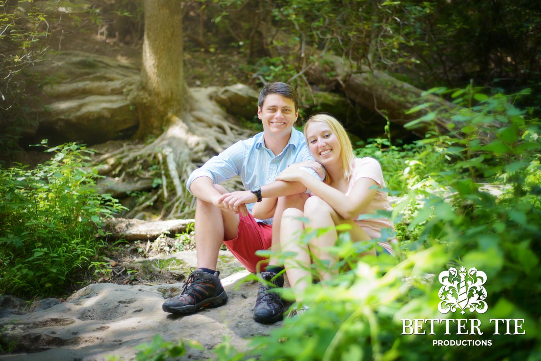 Kellan + Stephanie | Clemson Engagement | Issaqueena Falls-39.jpg