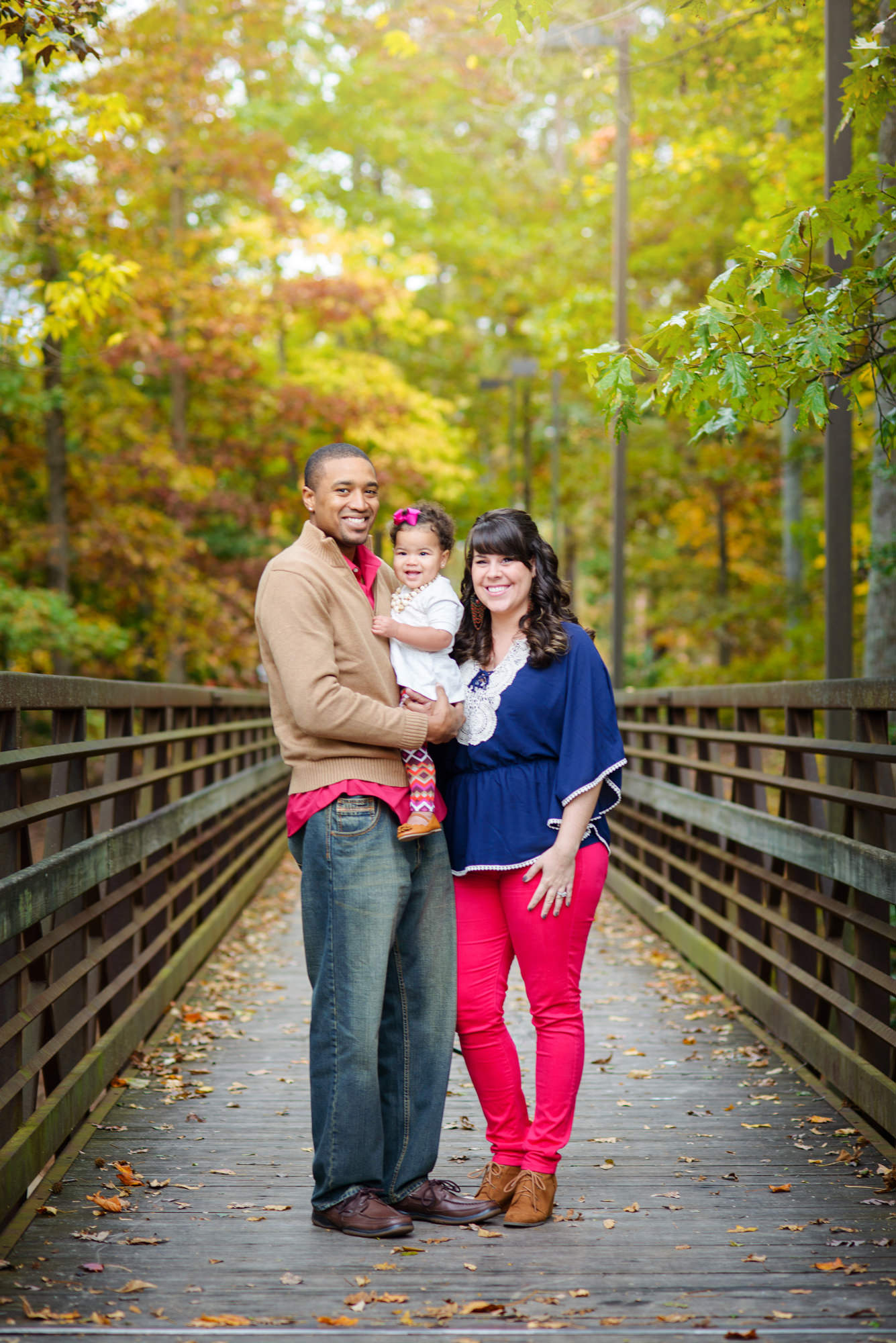 Greenville SC Furman University Family Portraits