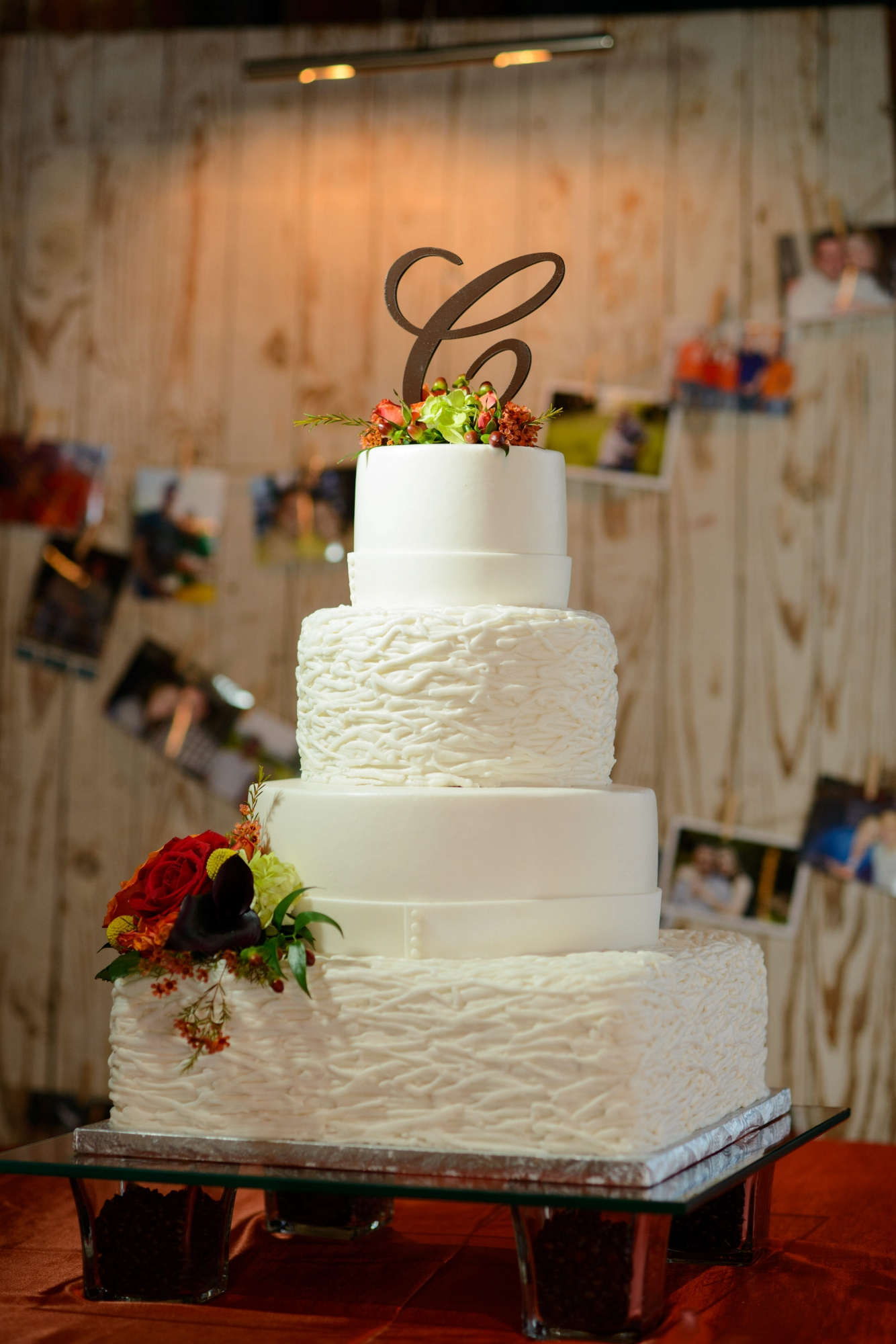 The Loom Wedding Simpsonville SC