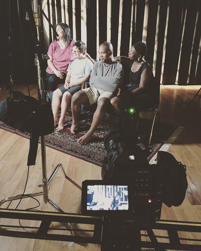 Filming interviews for @cdspartnership next video! #interviews #yeahthatgreenville