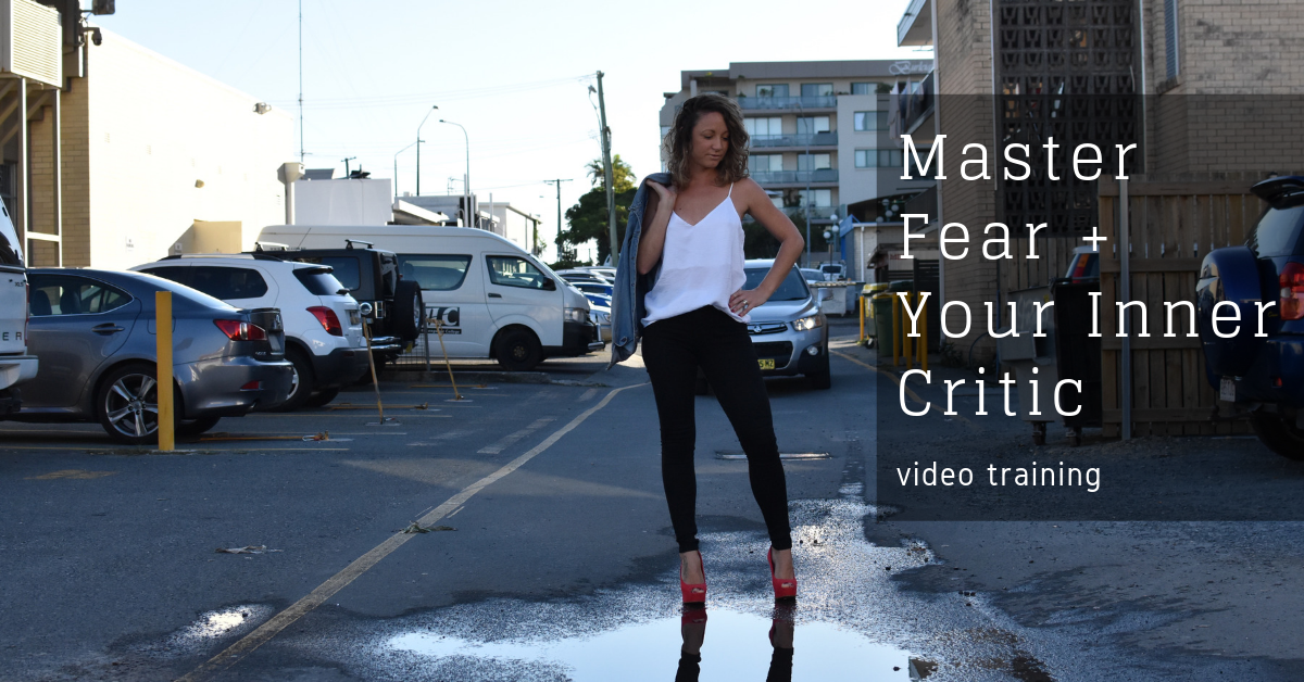 Plus: - THE MASTER FEAR + YOUR INNER CRITIC VIDEO TRAINING COMPLETE WITH PDF (Value: $29)LEARN HOW TO STOP YOUR FEARS, DOUBTS AND LOW SELF-WORTH GETTING IN BETWEEN YOU AND MAKING MONEY FROM YOUR GIFTS.