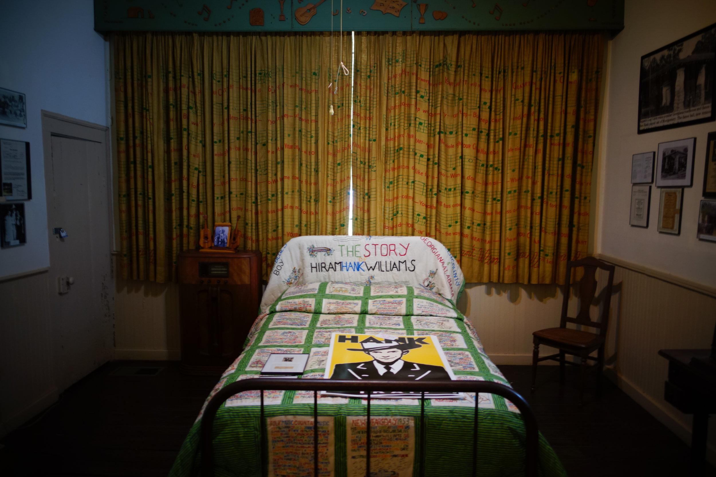 Hank's Bedroom