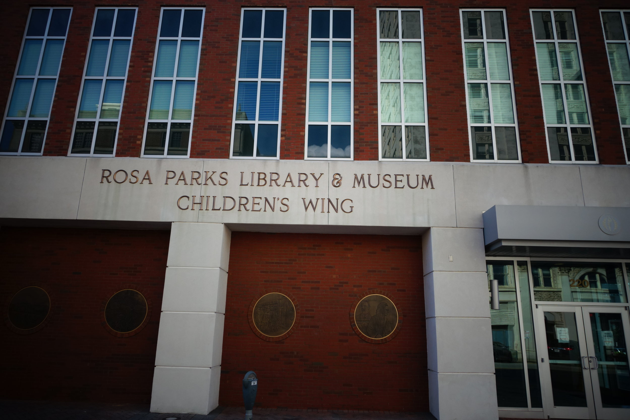 Rosa Parks Museum/Empire Theatre site
