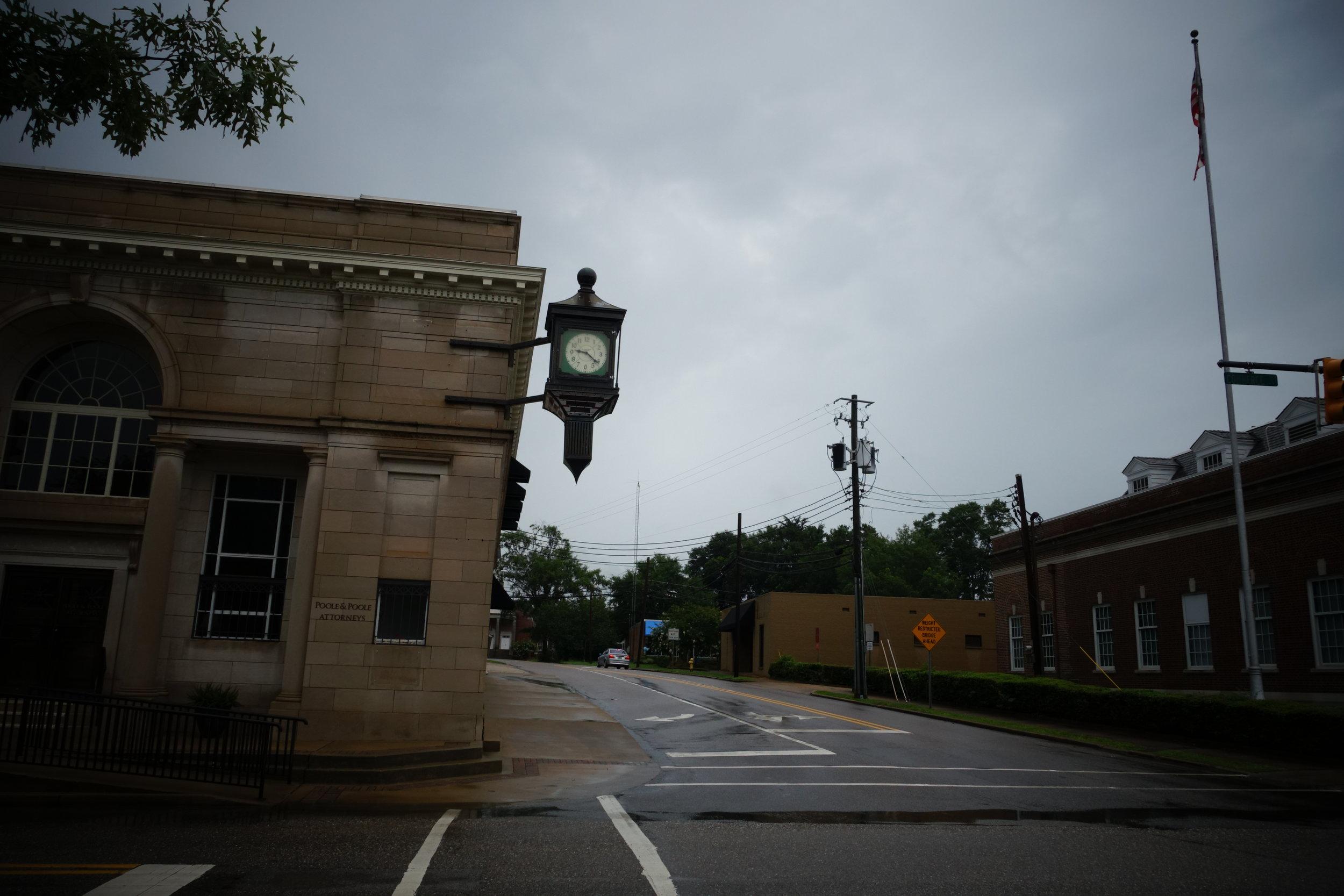 Downtown Greenville, AL