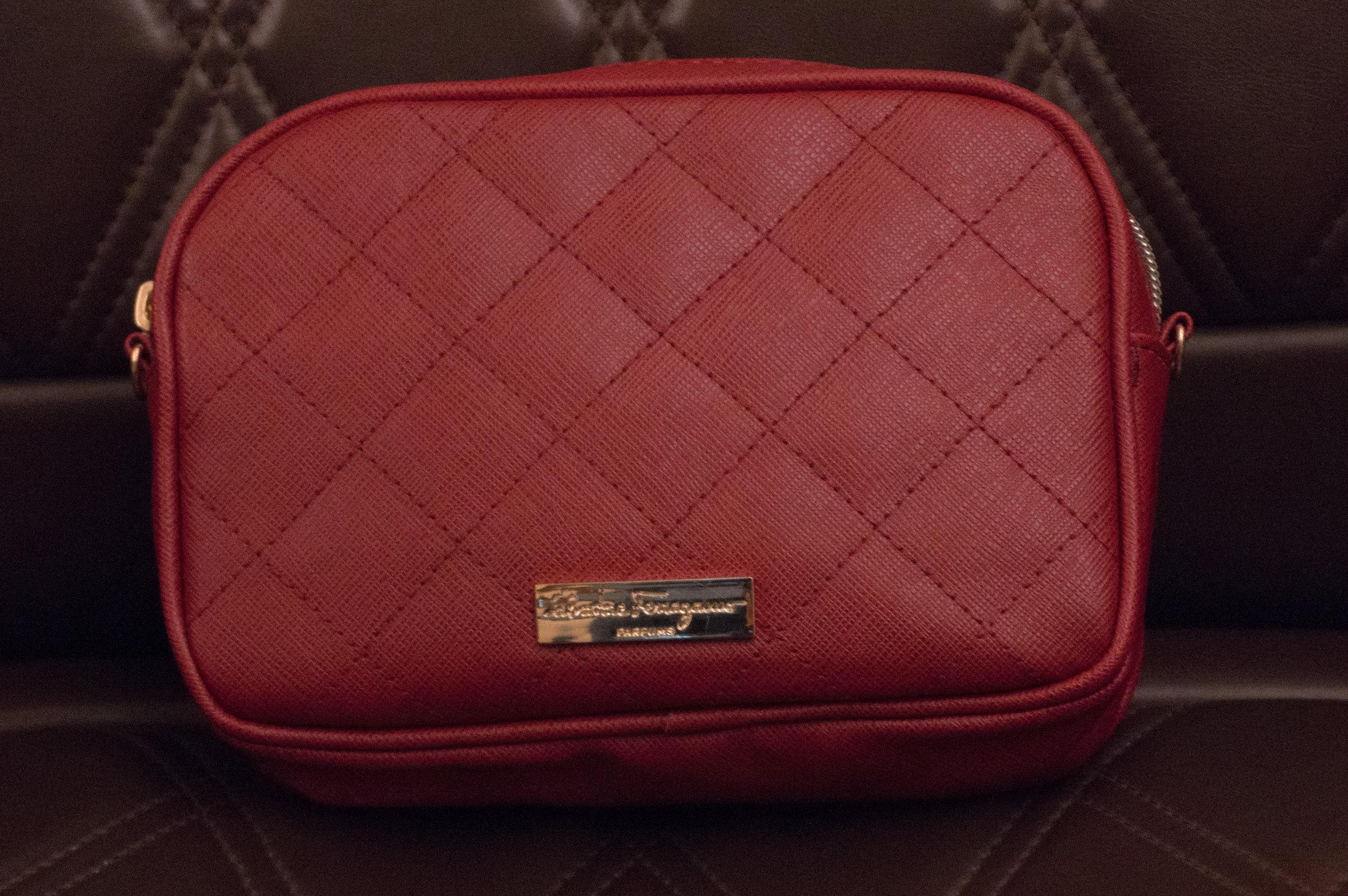 Women's Ferragamo Amenity Kit