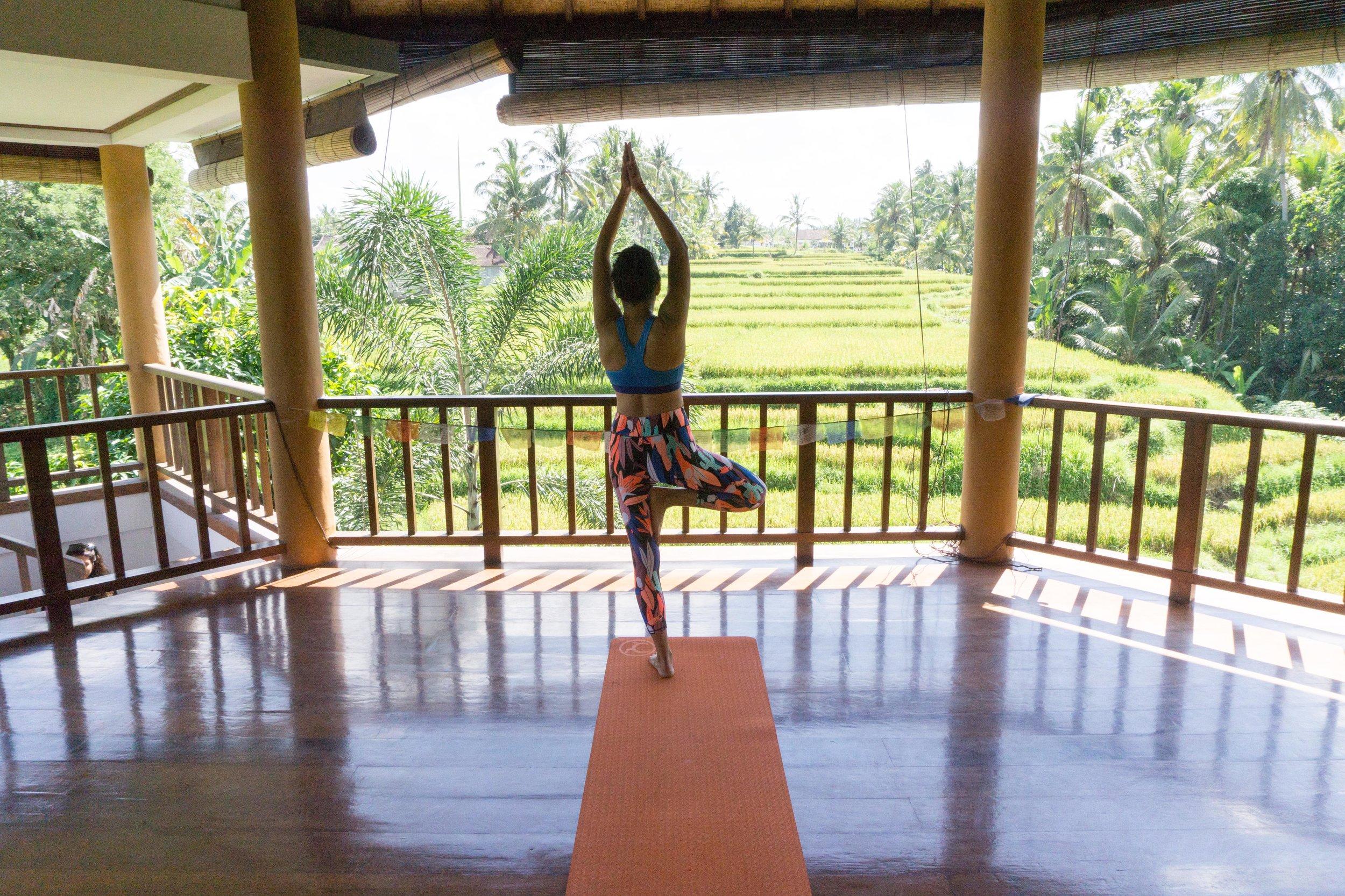 Ubud Yoga House