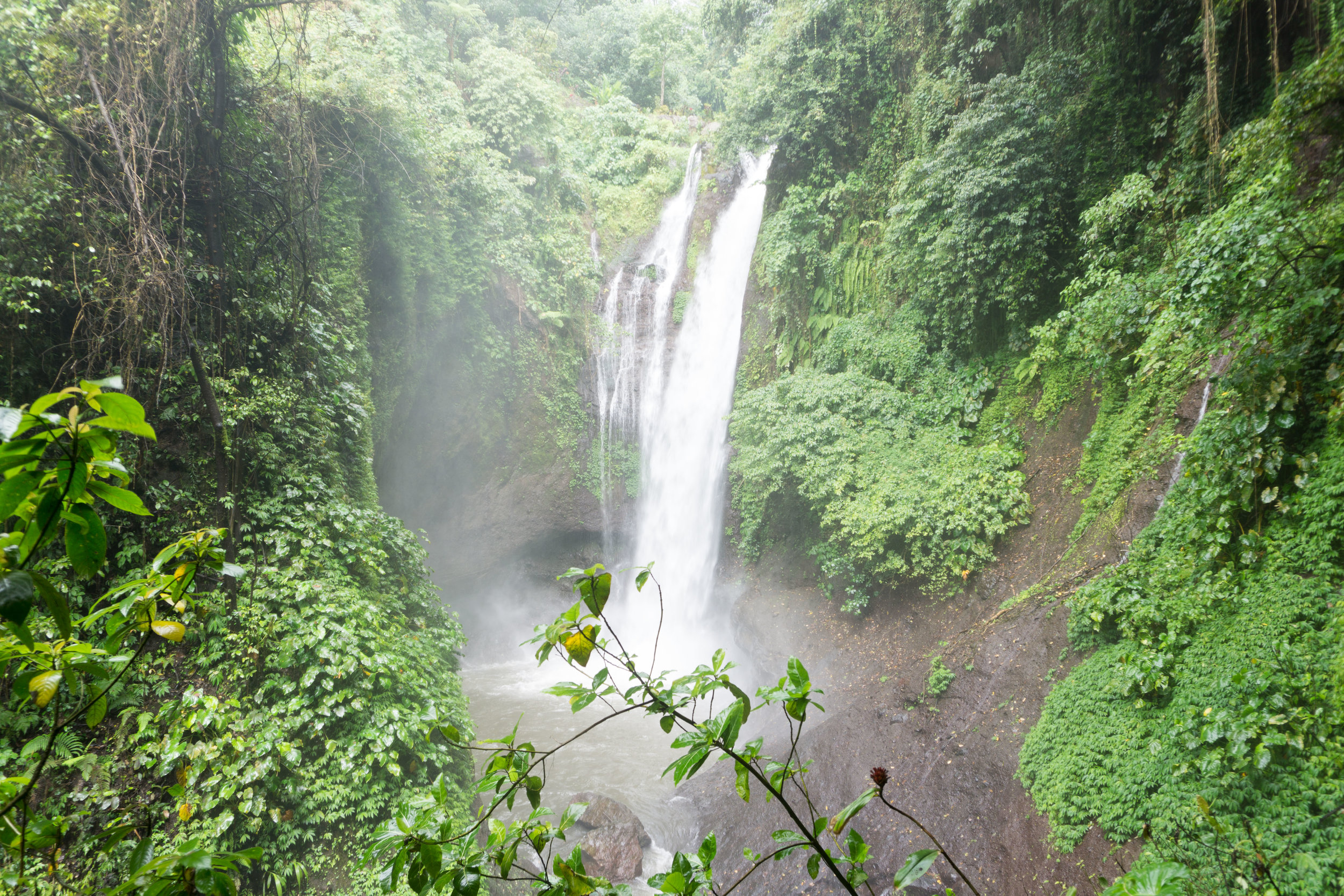 Sukasada waterfalls 2