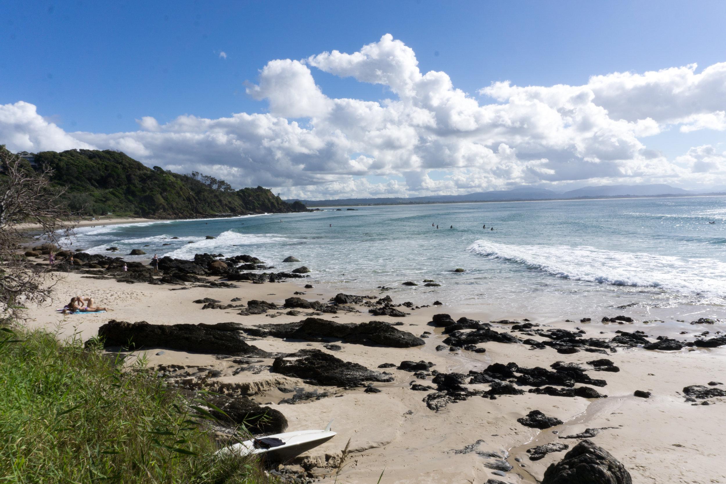 Cape Byron beaches