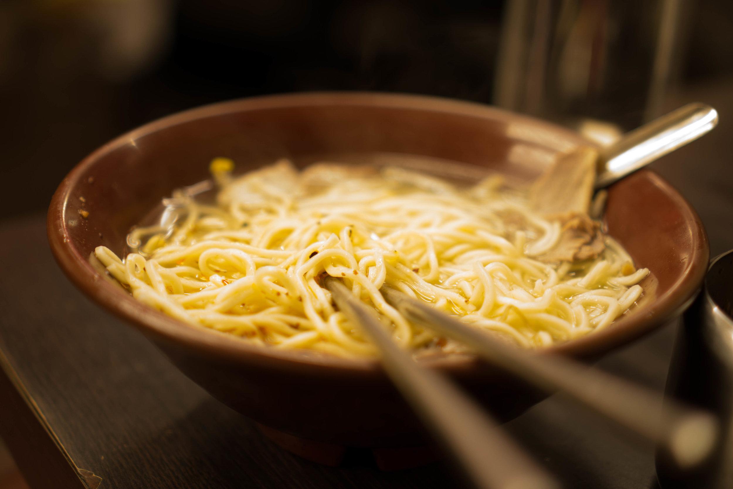 Duck Noodle