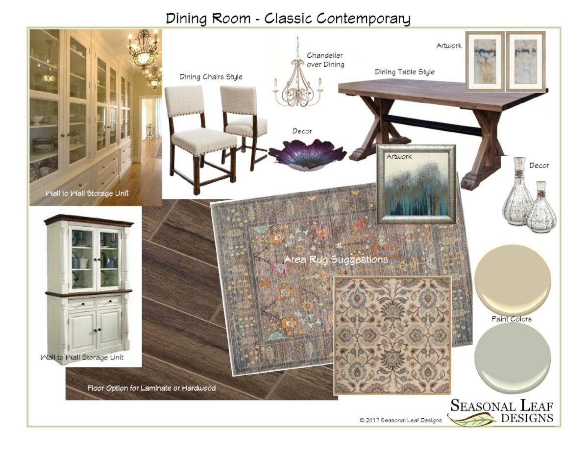Dining Room Classic Contemporary.jpg