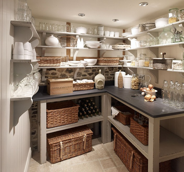All delicateware needs some extra counterspace where you can set them before putting them away or even wipe them before storing.